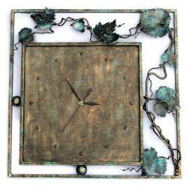 Часы кованые (001)