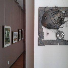 Творча майстерня Атрибут взяла участь у виставці «Натюрморт»